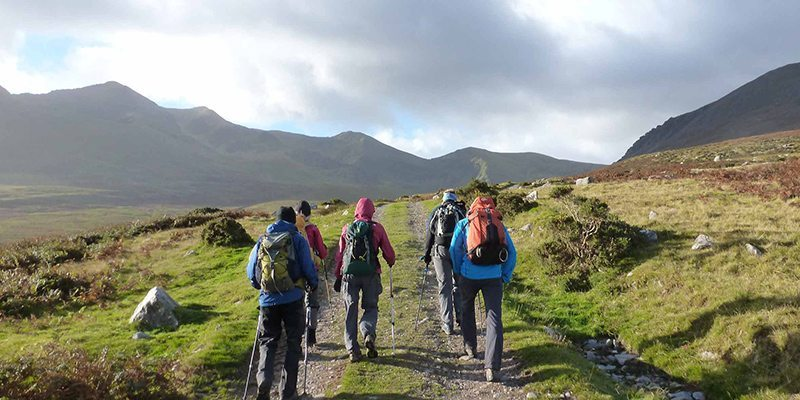 Hiking Ring Of Kerry Self Guided Ring Of Kerry Tour