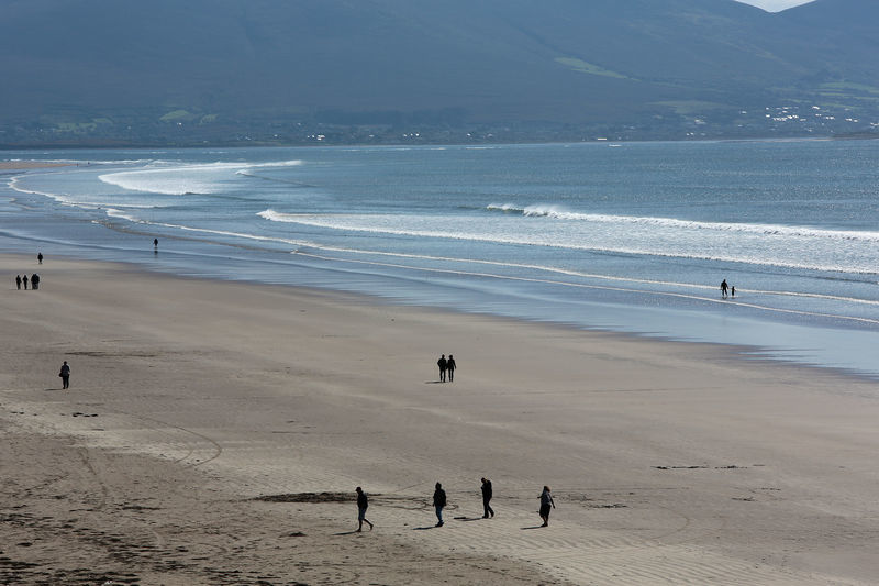 Hidden Gems in Ireland - Inch beach