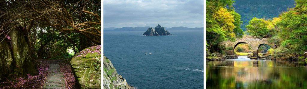 Kerry Way v Dingle Way - Kerry Way Scenery